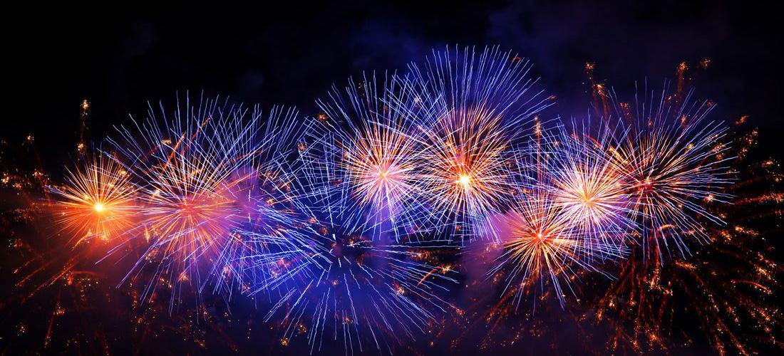 Germantown 4th of July Fireworks Return