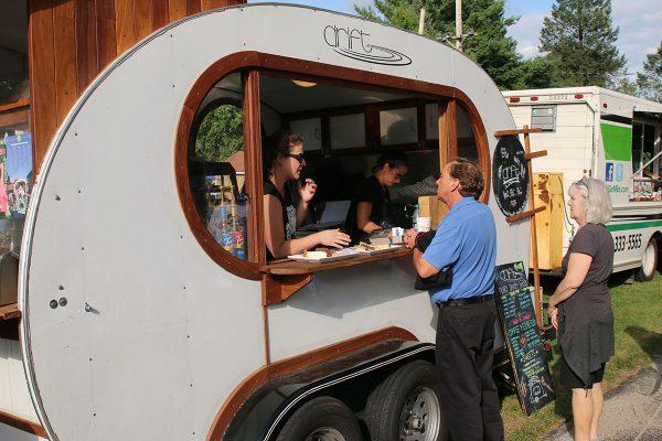 drift coffee truck